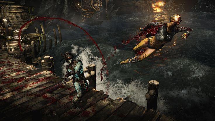 Mortal Kombat X - Warner Bros. Interactive Entertainment - NetherRealm Studios - PC, PlayStation 3, PlayStation 4, Xbox 360, Xbox One
