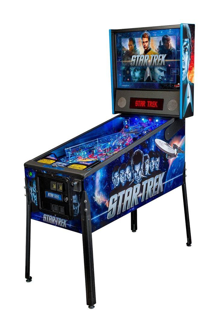 Stern Star Trek Pro Pinball Machine