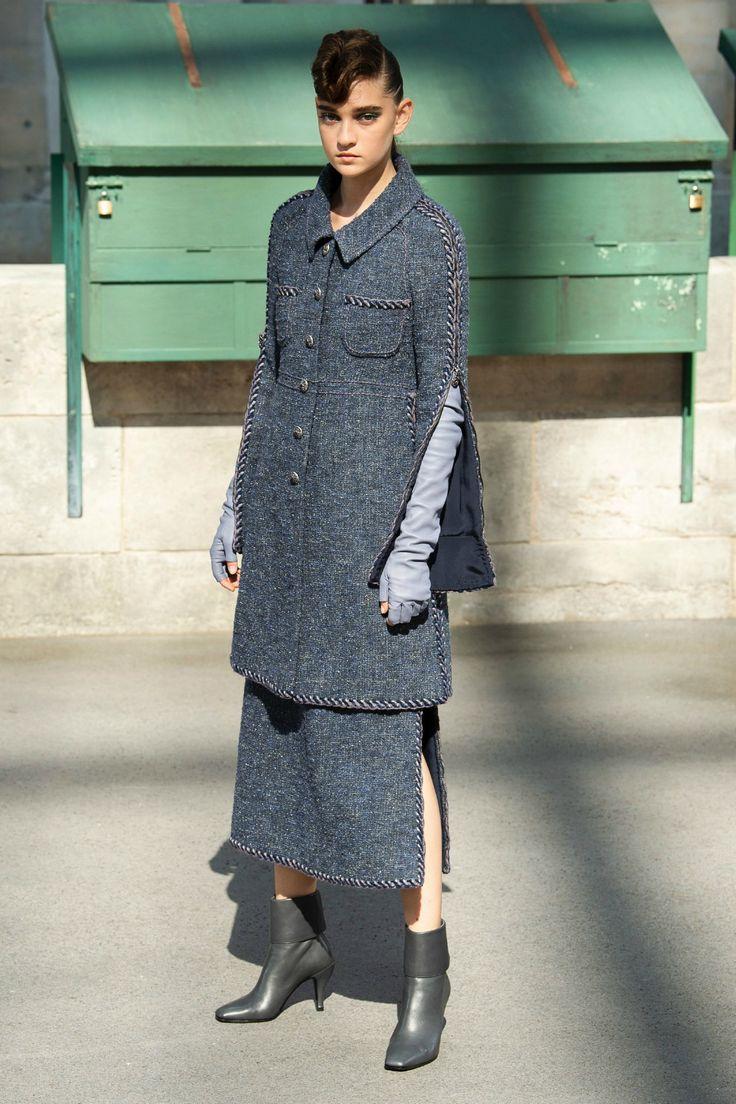 Chanel 2018-19 Sonbahar/Kış Couture