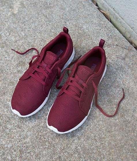 Puma Maroon Shoes