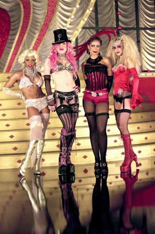 Aguilera kim mya pink lady marmalade porn music remix - 3 part 2