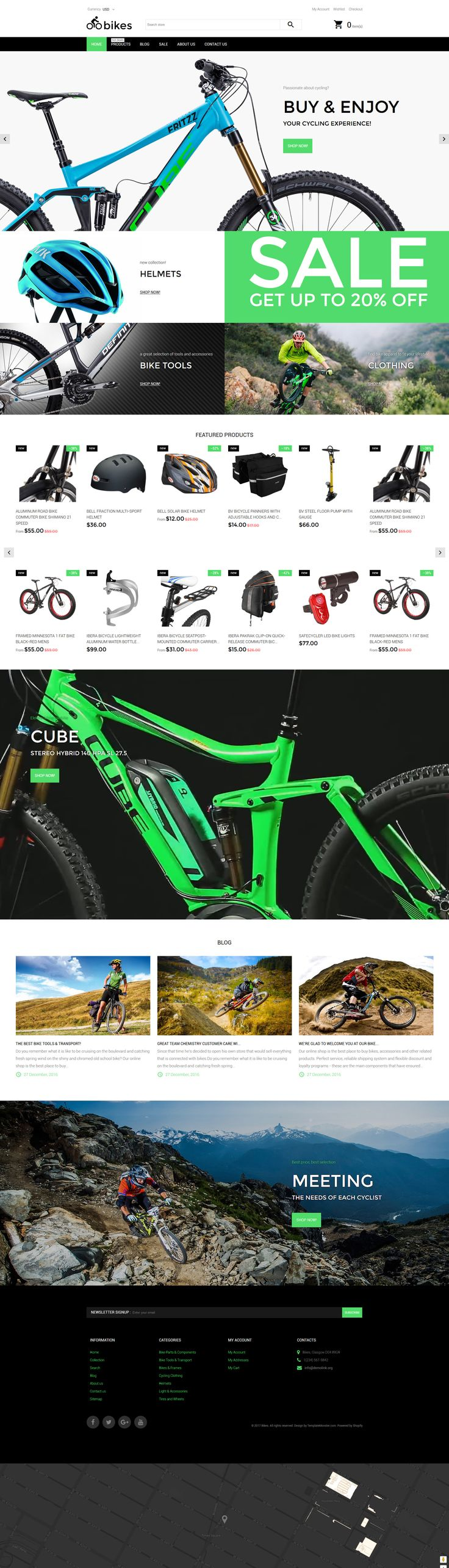 Bike Shop Responsive Shopify Theme #62167 - https://www.templatemonster.com/shopify-themes/bike-shop-responsive-shopify-theme-62167.html