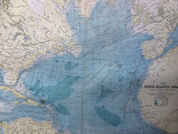 Best Unusual Maps Images On Pinterest Maps Cartography And - Ocean maps with depths