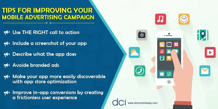Tips for Improving Your Mobile Advertising Campaign!