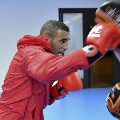 Sports: Olympic Boxer Arrested on Rape Allegation Day Before Competition