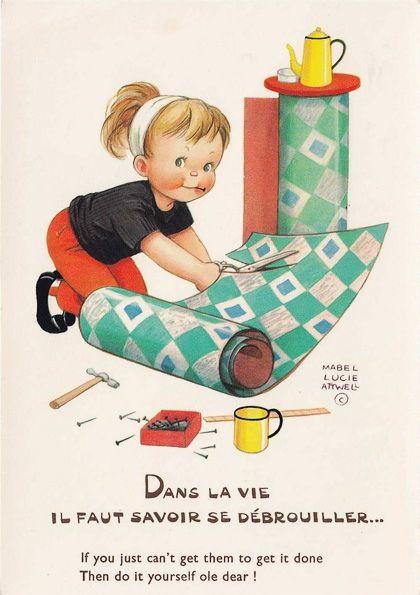 15 Vintage Postcards 3