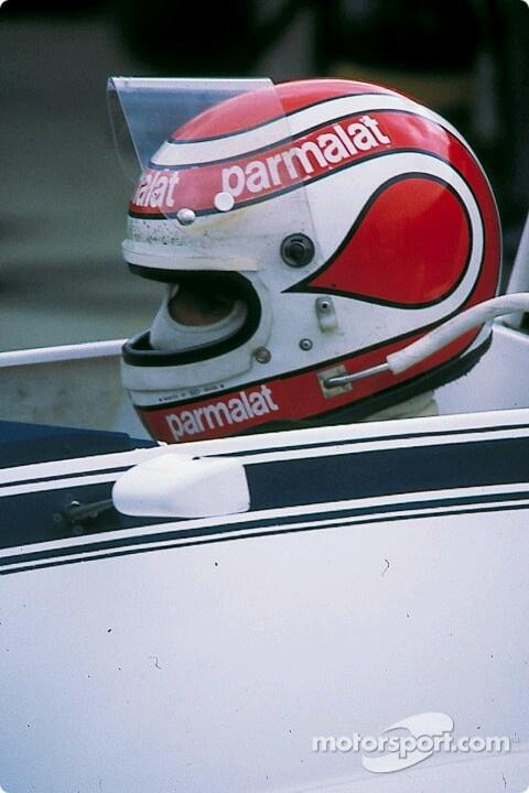 Nelson Piquet, British GP, 1980.