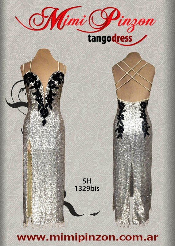 This stunning tango dress is made for Tango Show and Tango Stage ...