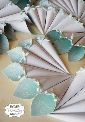 Collezione Aqua - EYDER DESIGN Wedding Stationery & much more