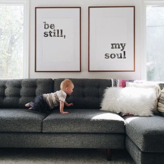 Be Still My Soul Posters JPG file by HeadedSomewhere on Etsy