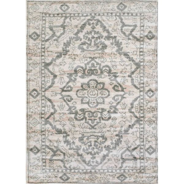 Admire Home Living Catherine Medallion Area Rug (7u002710 X ...