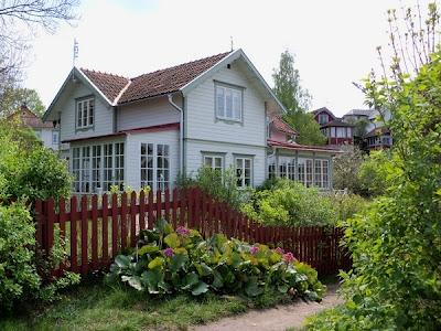 Hej Tjorven: Binnenkijken in een Zweeds huis