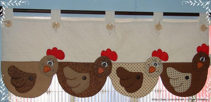 Pollos en la cocina. Parte 2 .. Discusión sobre LiveInternet - Servicio de Rusia diarios online