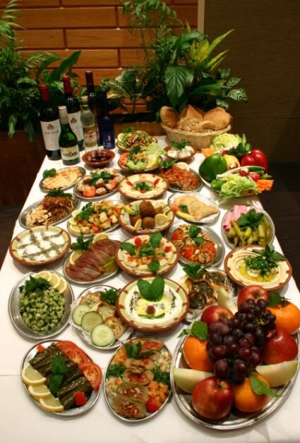 Set Menus, Al Waha Restaurant, London's Best Lebanese and Middle Eastern Cuisine -- Dish of the Day, and Daily Specials