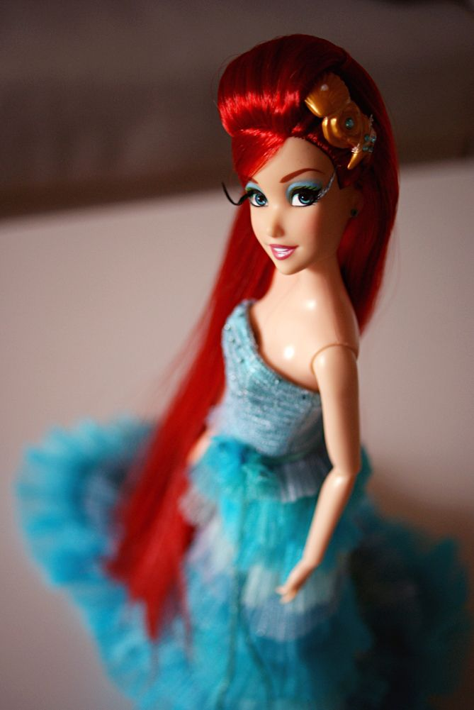 Disney Princess Designer Collection Ariel - Disnerd dreams