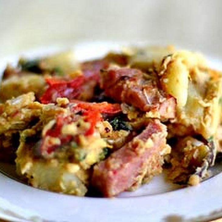 German Farmer's Breakfast II Recipe Breakfast and Brunch with potatoes ...