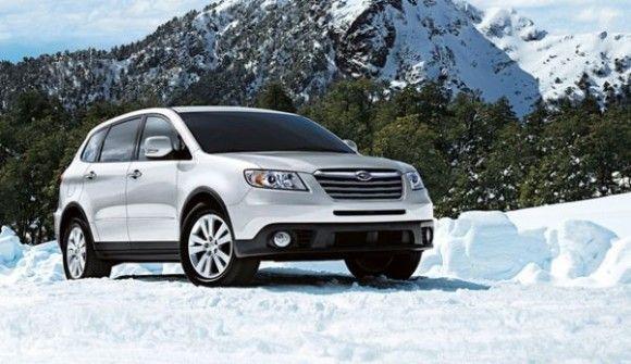 2017 Subaru Tribeca – exclusive debut in US