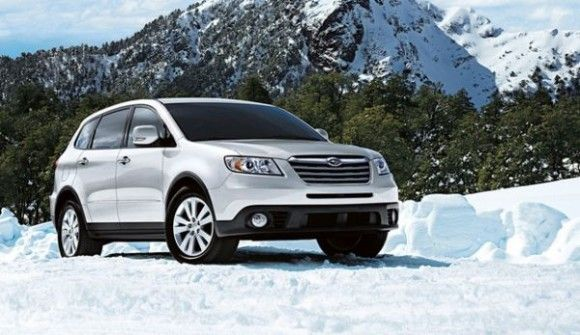 2017 Subaru Tribeca – exclusive debut in US