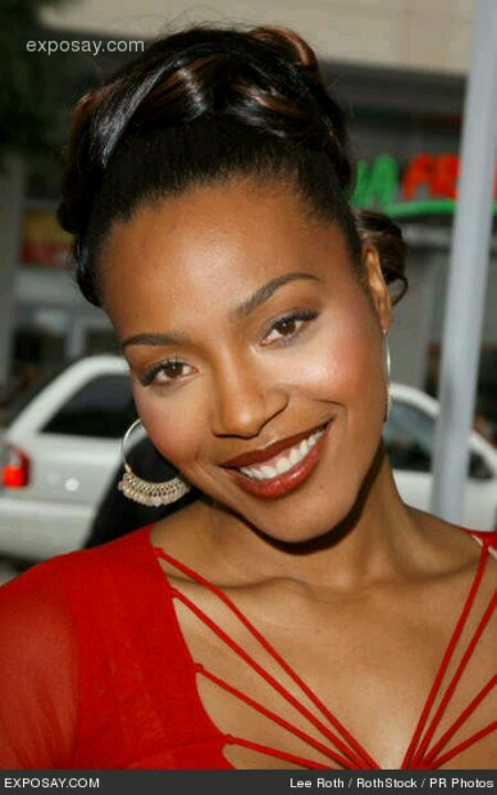 Nona Gaye - daughter of late, great Marvin Gaye.