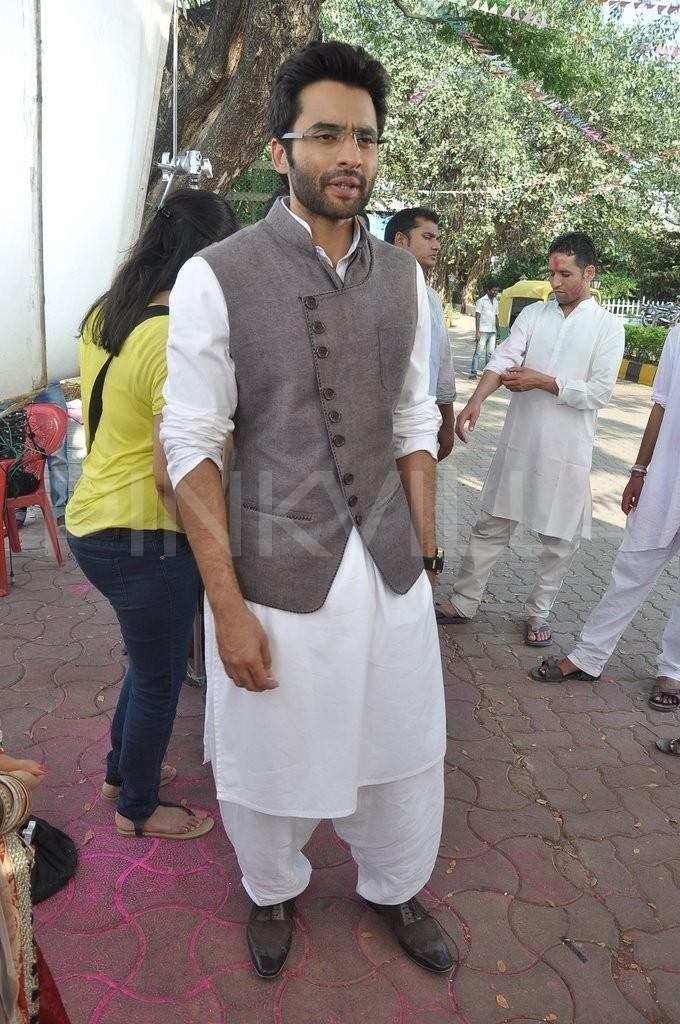 a different looking Nehru jacket.