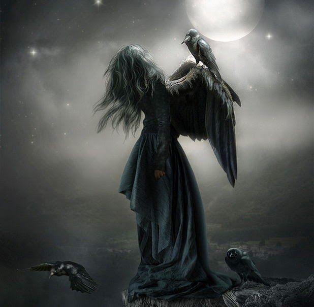 O que não me mata me fortalece!!!: Anjo Negro