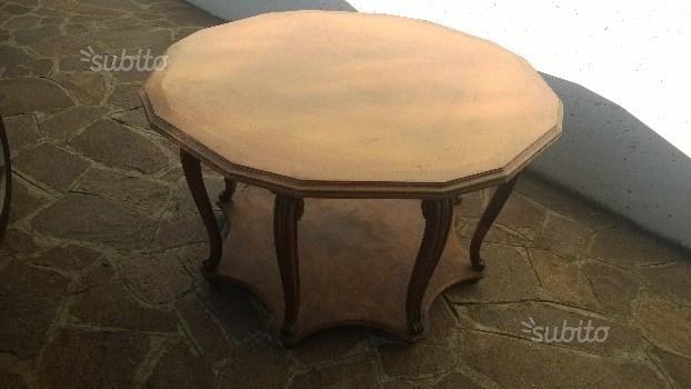 tavolino-antico-esadecagono-intarsiato