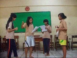 Topeng Blantek 267: SMPN 267 Jakarta Selatan : Ekskul Seni Teater, Ran...