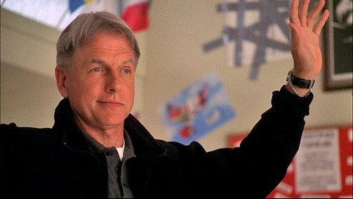 Mark Harmon as Leroy Jethro Gibbs in the NCIS episode Bait