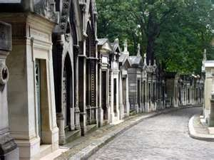Picture of Lane with tombs in Pere Lachaise Cemetery | Paris | France: Père Lachai, Cemetery Paris, Favorite Places, Famous People, Paris France, Pere Lachai Cemetery, Pere Lachaise Cemetery, Travel Destinations, Paris Famous Cemetari