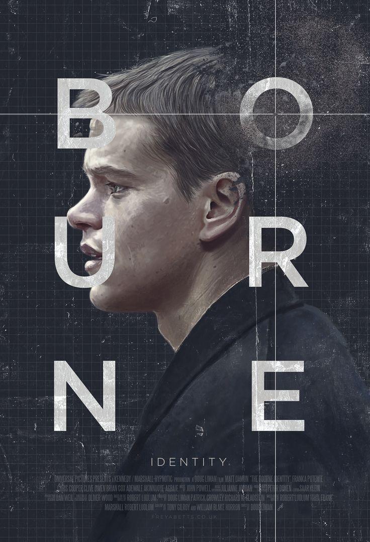 Bourne Identity (2002) [1500 x 2196]