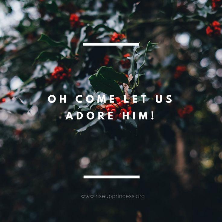 Christmas Carol / Christmas / Jesus