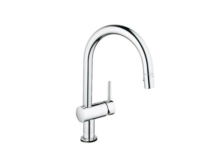 25 best ideas about modern kitchen faucets on pinterest. Black Bedroom Furniture Sets. Home Design Ideas