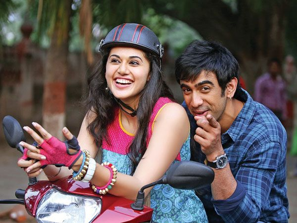 EXCLUSIVE: 'Running Shaadi' actors Amit Sadh and Taapsee Pannu in a candid chat