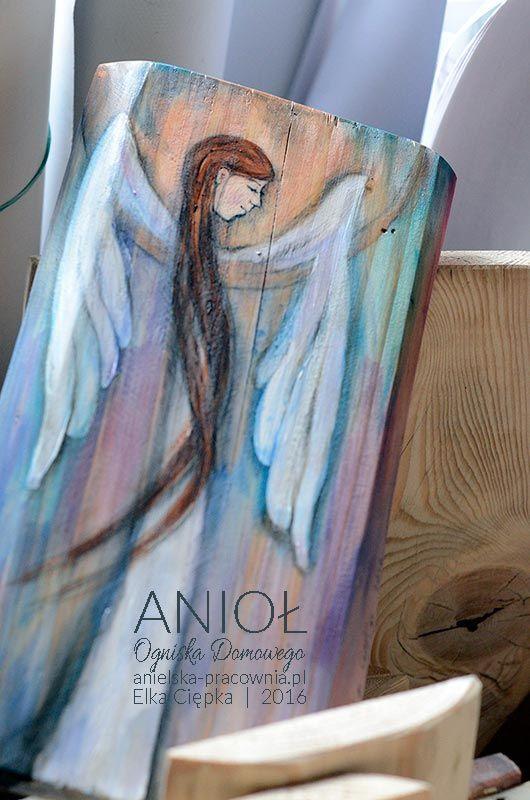 Anioł Ogniska Domowego - prezent na parapetówkę lub dla rodziców