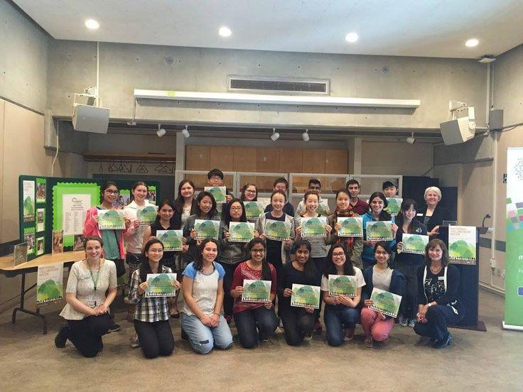 Our amazing 2015-2016 teen volunteers