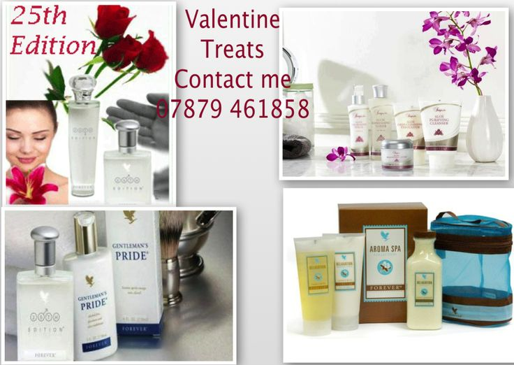 Valentine's day is fast approaching here are some fab treat ideas for both Him and Her www.kerryknight.myforever.biz https://www.facebook.com/bbgardenretreat