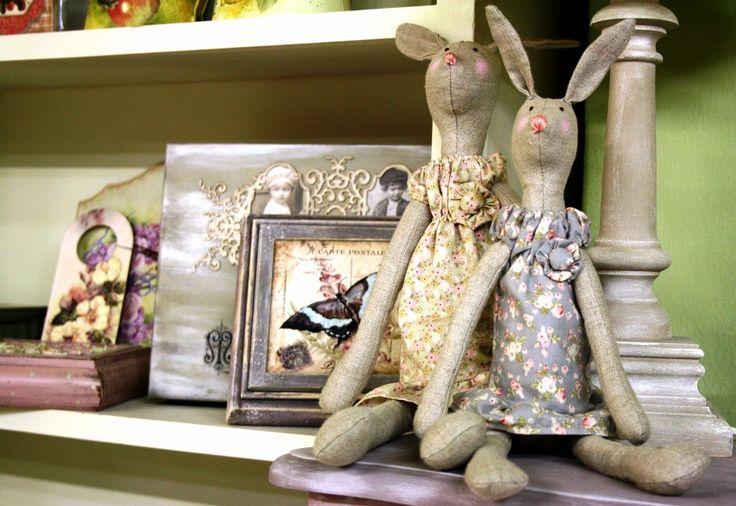 Mother and daughter TILDA dolls!