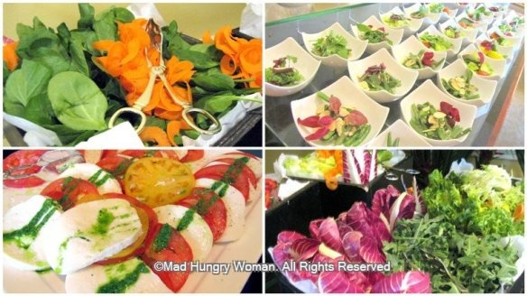 Sunday Brunch Salad Station   Monarch Beach Resort