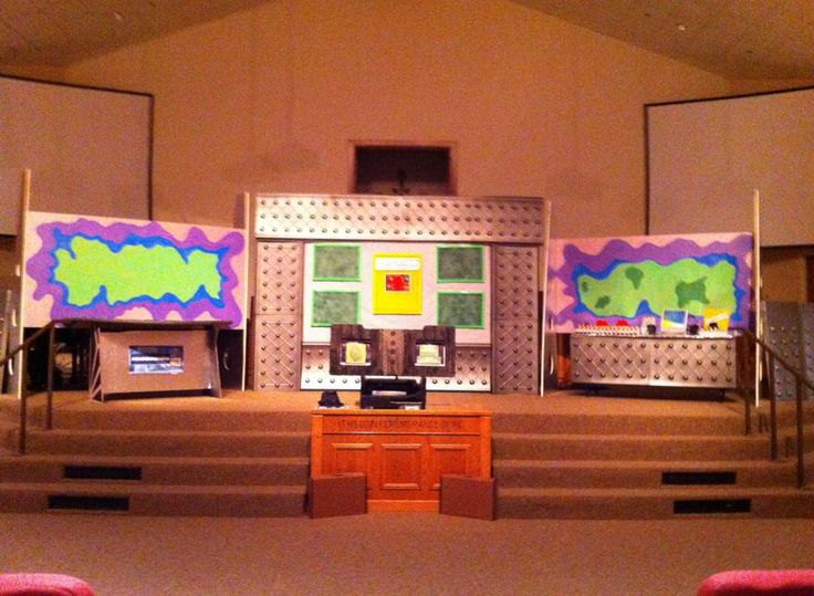 Agency D3 #VBS Headquarters