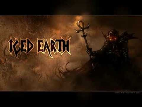 Iced earth watching over me lyrics