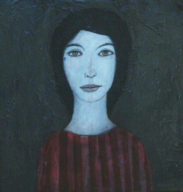 Acrylic on canvas artist glenn cox