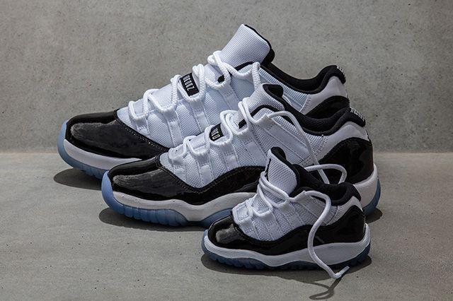 AIR JORDAN 11 CONCORD LOW – OFFICIAL RELEASE INFO | Sneaker Freaker