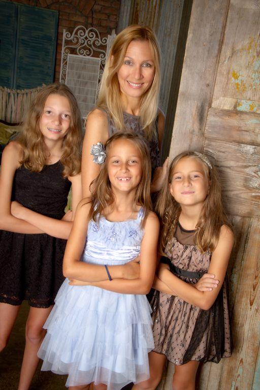 """The Girls <3"" Portrait Creations Professional Teen Portrait Studio in Charlotte, NC."