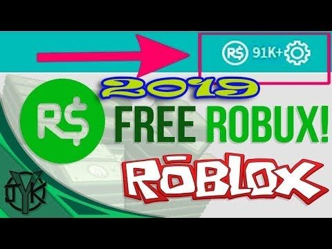 How To Get Free Robux On Roblox 2018 100 Legit Youtube