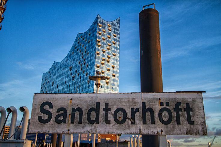 Fähranleger: Sandtorhöft | Bildschönes Hamburg