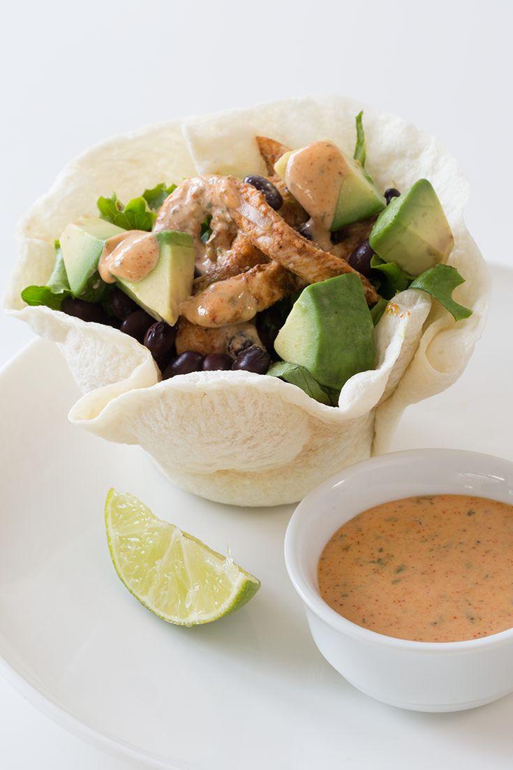 #Epicure Southwest Taco Salad