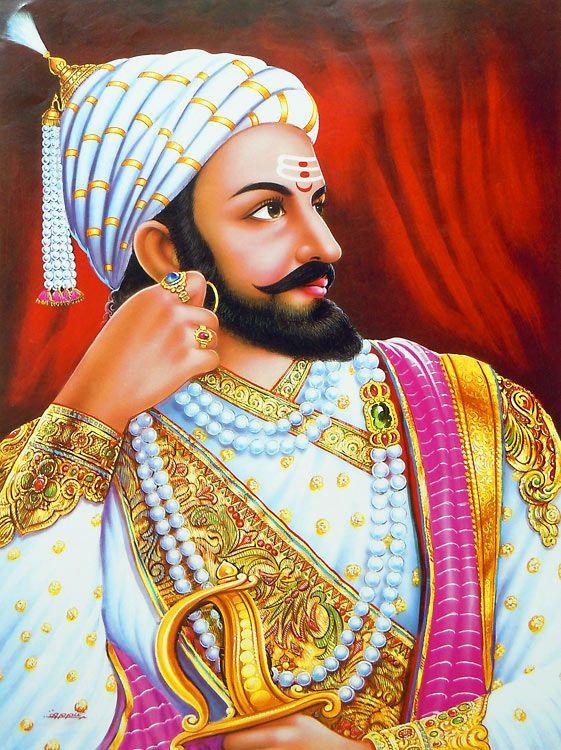 Chhatrapati Shivaji Maharaj Original Images 1881- Shivaji V...