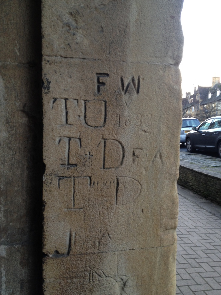 Graffiti - Chipping Campden