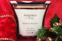 Nature's Aura | Elegant Scented Soy Candles Hand Crafted in London Ontario Canada | Beautiful Lid