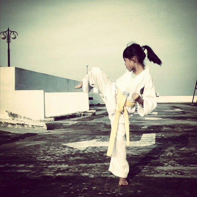 Kick #taekwondo